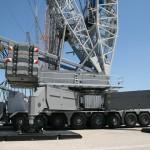 Liebherr LG 1750 lattice boom crane
