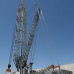Liebherr LR 11350 crawler crane