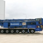Spierings mobile tower crane SK1265-AT6 from Haegens