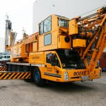 Spierings mobile tower crane SK599-AT5 from Boekestijn