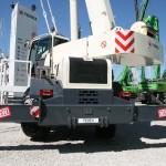 Terex crane Quadstar 1075L RT-crane