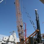 Liebherr LR 1250 crawler crane