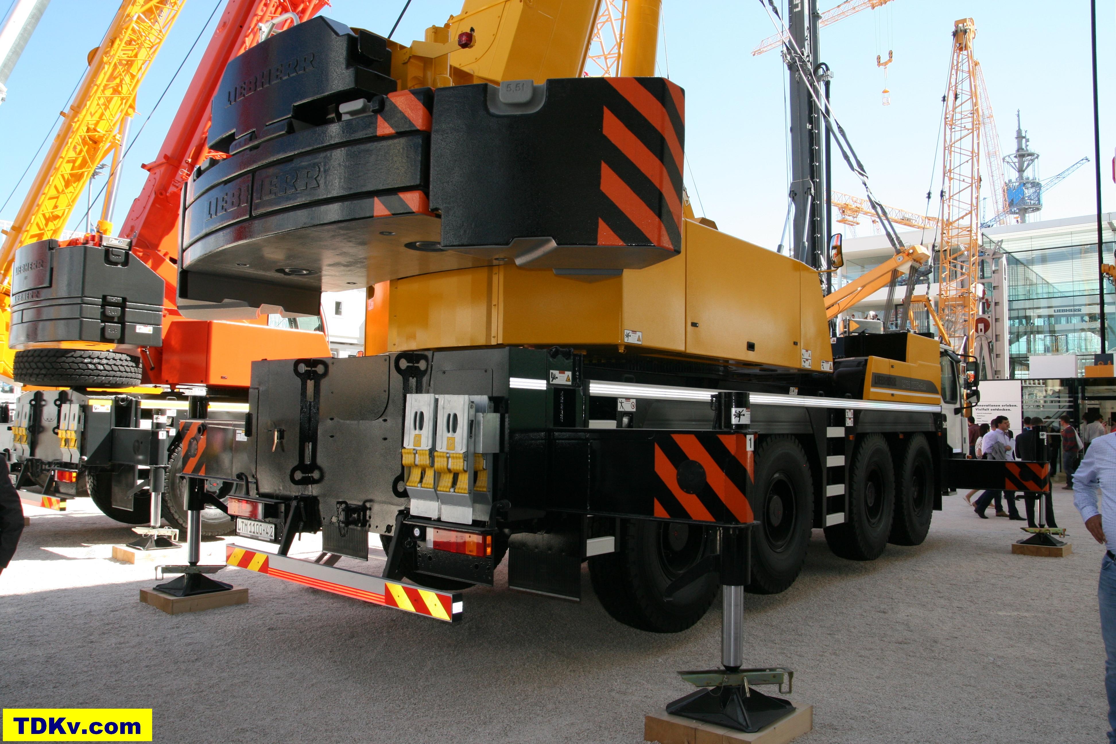 Liebherr LTM 1100-4.2