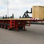 Baumann 6-Axle Ballasttrailer