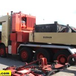 Baumann Actros 4153 SLT prime mover