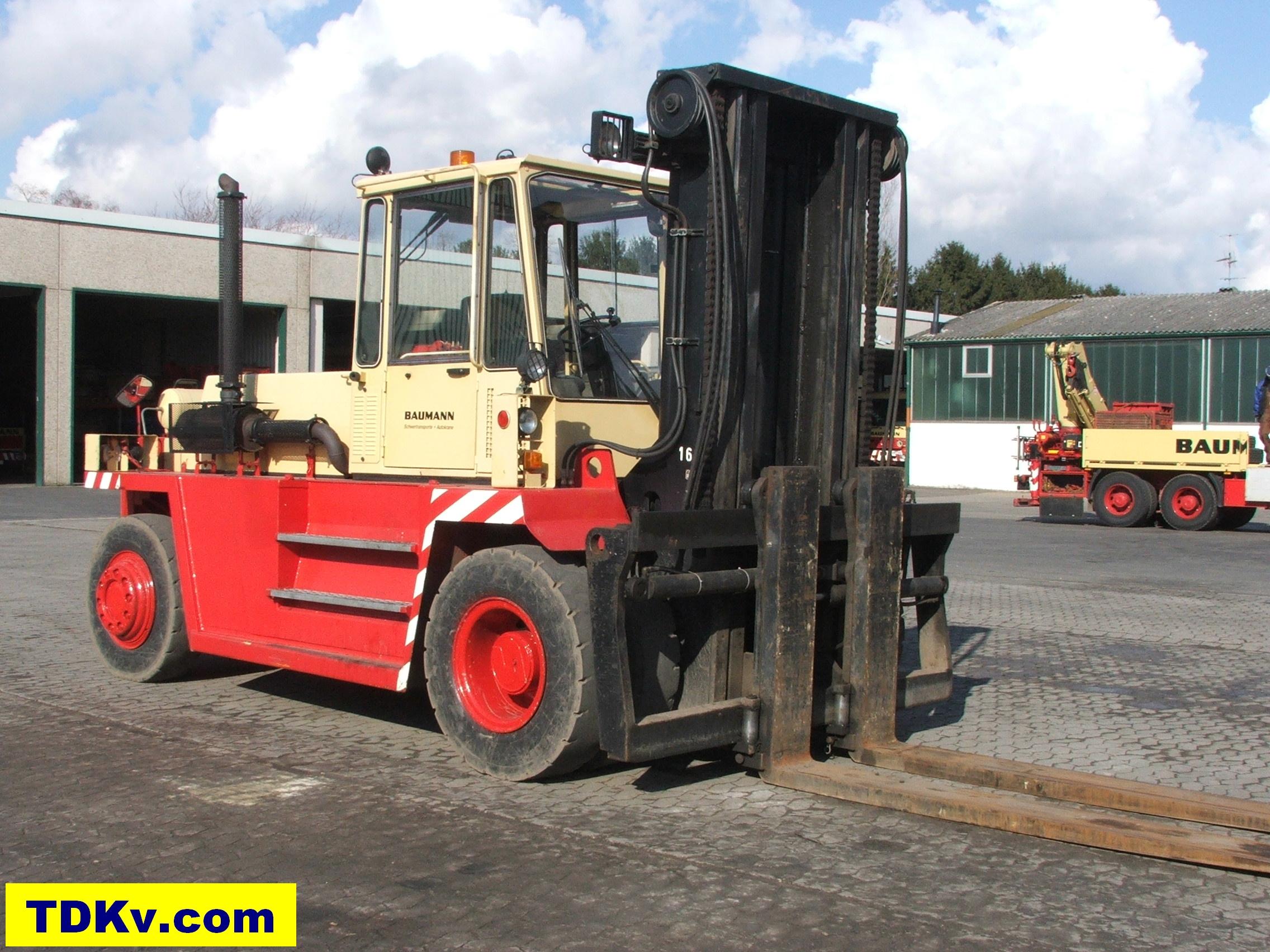 Baumann Forklift