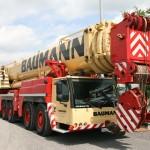 Liebherr LTM 1400-7.1 Baumann
