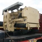 Baumann LTM 1400-7.1 ballast frame